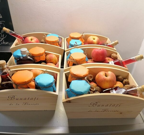 Cutie din lemn impachetare cadouri - www.luxeco.ro